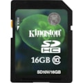 Kingston 16 GB Class 10/UHS-I SDHC