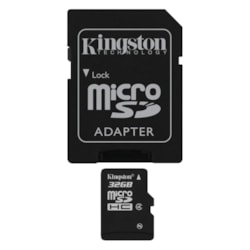Kingston SDC4/32GB 32 GB microSDHC