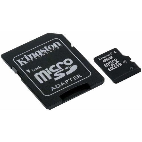 Kingston SDC4/8GB 8 GB microSDHC