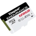 Kingston High Endurance 128 GB Class 10/UHS-I (U1) microSDXC