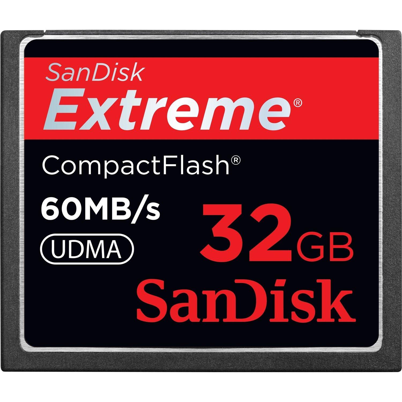 SanDisk Extreme 32 GB CompactFlash