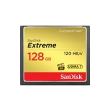 SanDisk Extreme 128 GB CompactFlash