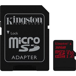 Kingston Canvas React 32 GB microSDHC