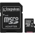 Kingston Canvas Select 128 GB Class 10/UHS-I (U1) microSDXC
