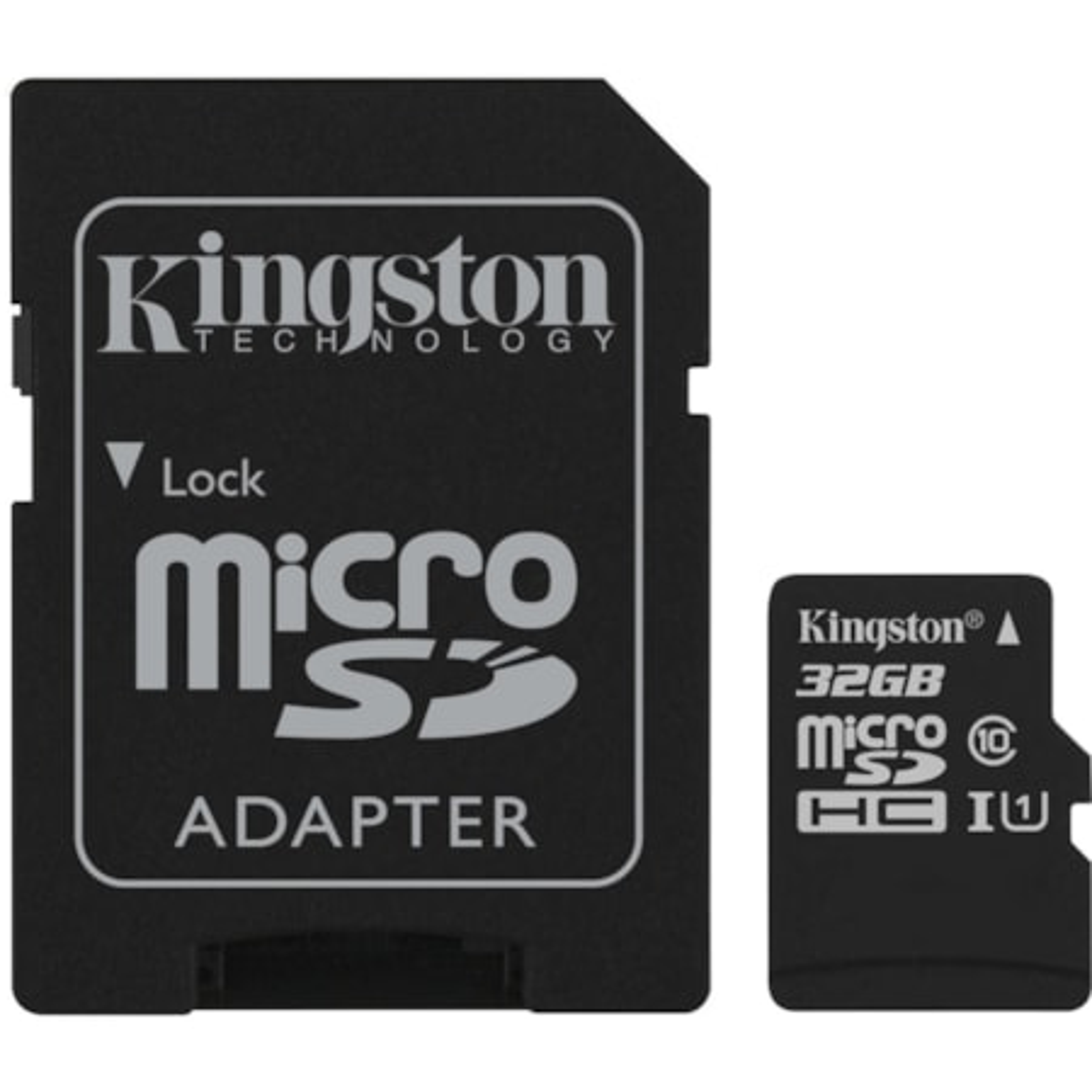 Kingston Canvas Select 32 GB Class 10/UHS-I (U1) microSDHC