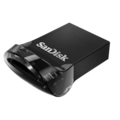 SanDisk Ultra Fit 128 GB USB 3.1 Type C Flash Drive - Black
