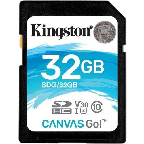 Kingston Canvas Go! 32 GB SDHC