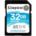 Kingston Canvas Go! 32 GB Class 10/UHS-I (U3) SDHC