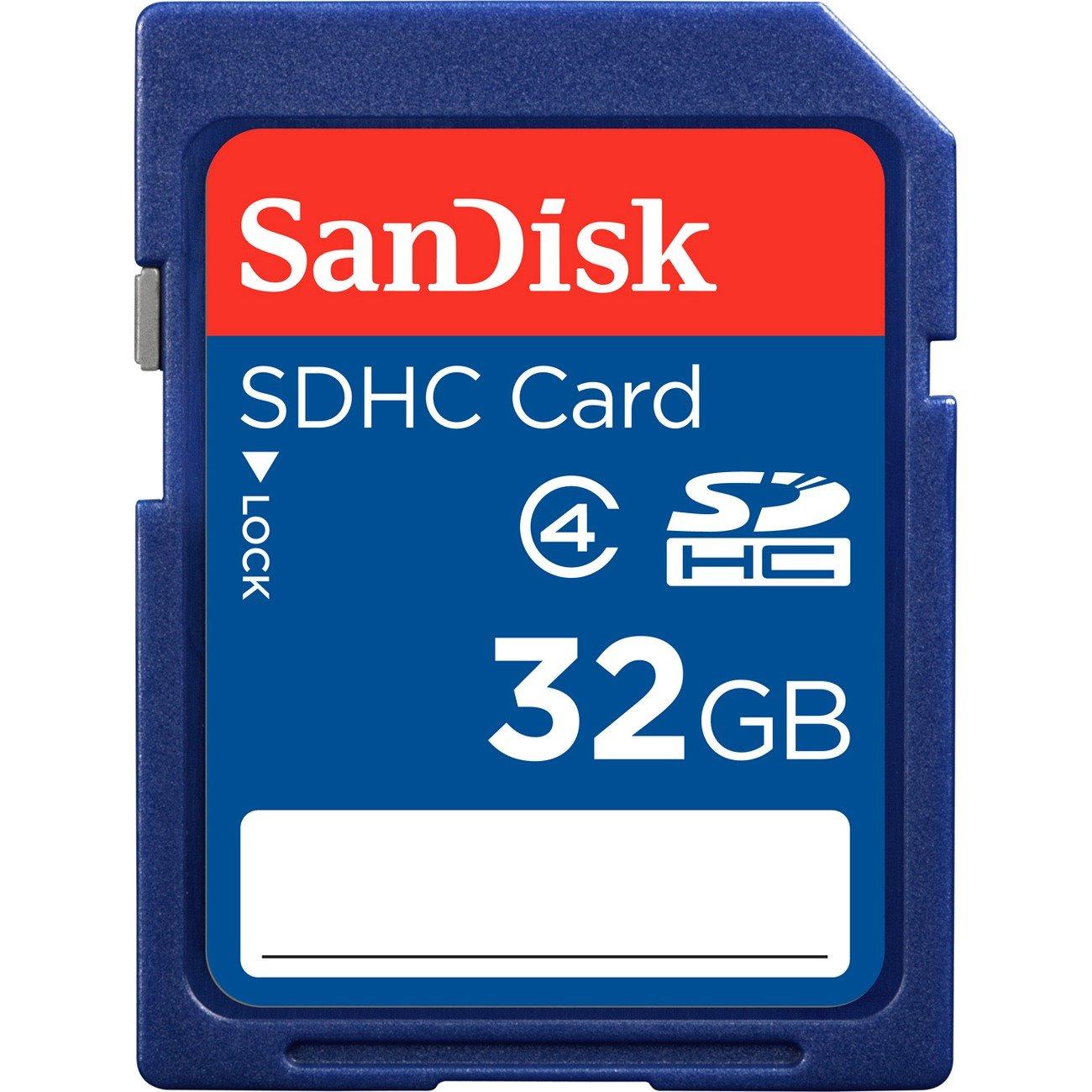 SanDisk SDSDB-032G-B35 32 GB Class 4 SDHC
