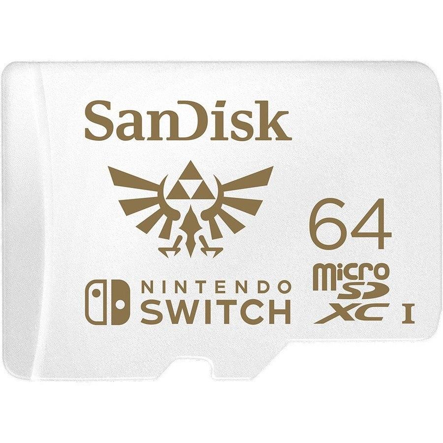 SanDisk 64 GB UHS-I (U3) microSDXC