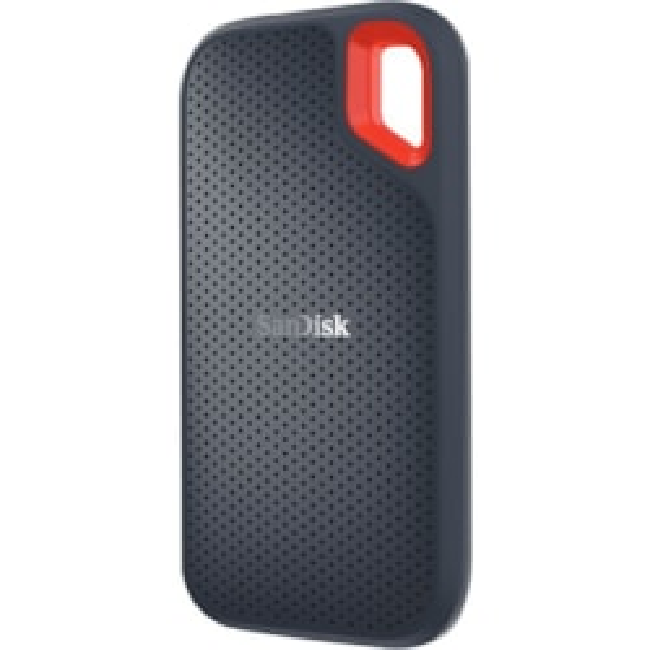 SanDisk Extreme SDSSDE60-500G-G25 500 GB Portable Solid State Drive - External - Black