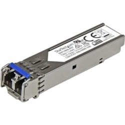 StarTech.com SFP (mini-GBIC) - 1 LC Female Duplex 1000Base-LX Network