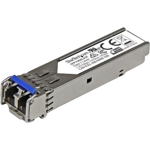StarTech.com SFP (mini-GBIC) - 1 LC Female Duplex 1000Base-LX Network