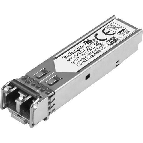 StarTech.com SFP (mini-GBIC) - 1 LC Female Duplex 1000Base-ZX Network