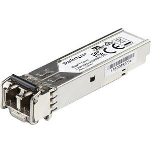 StarTech.com SFP (mini-GBIC) - 1 LC Female Duplex 100Base-FX Network