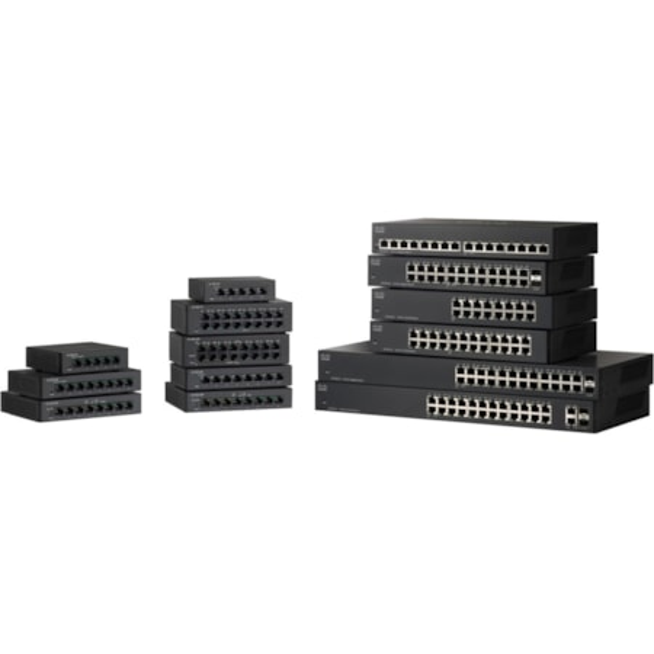 Cisco SG110-16HP 16 Ports Ethernet Switch