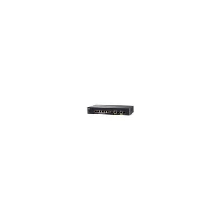 Cisco SG250-08 8 Ports Manageable Ethernet Switch