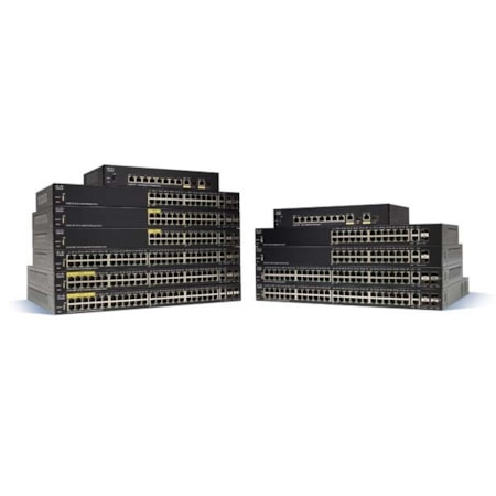 Cisco SG250-50 50 Ports Manageable Ethernet Switch