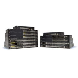 Cisco SG350-10MP 10 Ports Manageable Ethernet Switch