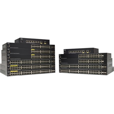Cisco SG350-20 18 Ports Manageable Ethernet Switch