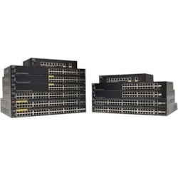 Cisco SG350-28 26 Ports Manageable Layer 3 Switch