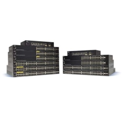 Cisco SG350-28MP 26 Ports Manageable Layer 3 Switch