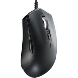 Cooler Master MasterMouse Lite S SGM-1006-KSOA1 Mouse - PixArt PAW3509 - Cable - 6 Button(s) - Black
