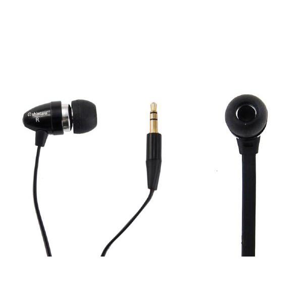 Shintaro Wired Stereo Earphone - Earbud - In-ear