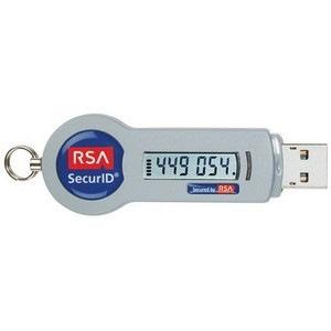 RSA SecurID SID800 Key Fob
