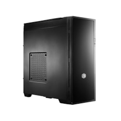 Cooler Master Silencio SIL-652-KKN2 Computer Case - ATX, Micro ATX Motherboard Supported - Mid-tower - Polymer, Steel - Midnight Black - 10.40 kg