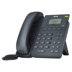 Yealink SIP-T19P E2 IP Phone - Cable - Desktop, Wall Mountable