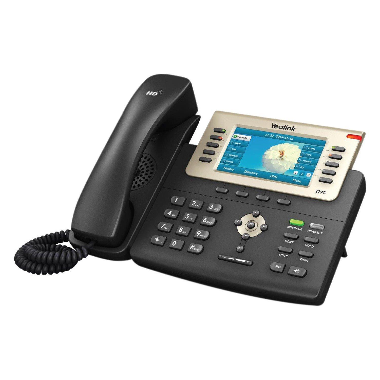 Yealink SIP-T29G IP Phone - Wall Mountable