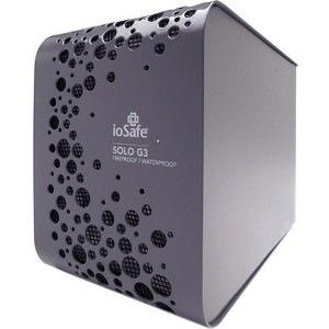 "ioSafe Solo G3 3 TB 3.5"" External Hard Drive - SATA"