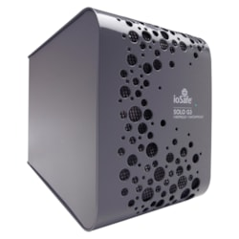"ioSafe Solo G3 4 TB Desktop Hard Drive - 3.5"" External - SATA"