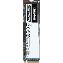Kingston KC2000 250 GB Solid State Drive - M.2 2280 Internal - PCI Express (PCI Express 3.0 x4)