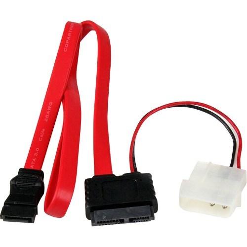 StarTech.com SLSATAF20 Adapter Cord - 50.80 cm