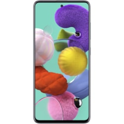 "Samsung Galaxy A51 SM-A515F/N 128 GB Smartphone - 16.5 cm (6.5"") Super AMOLED Full HD Plus 1080 x 2400 - 6 GB RAM - Android 10 - 4G - Prism Crush Black"