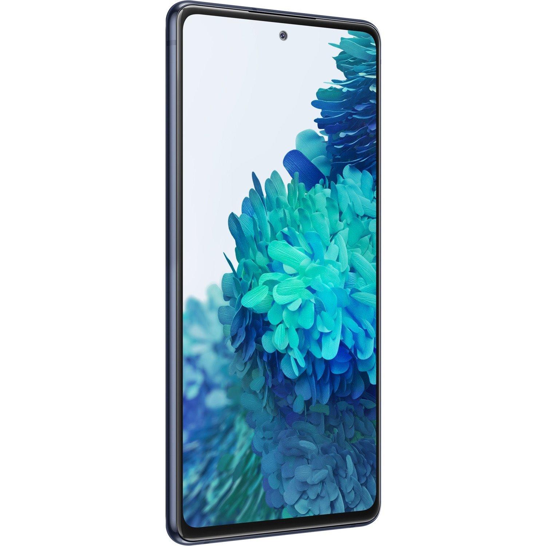 "Samsung Galaxy S20 FE SM-G780F 128 GB Smartphone - 16.5 cm (6.5"") Super AMOLED Full HD Plus 1080 x 2400 - 6 GB RAM - Android 10 - 4G - Cloud Navy"