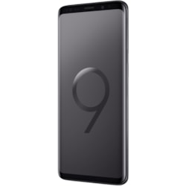 "Samsung Galaxy S9 SM-G960F 64 GB Smartphone - Black - 14.7 cm (5.8"") Super AMOLED QHD+ Touchscreen - 4 GB RAM - 4G - 12 Megapixel Rear - Android 8.0 Oreo - SIM-free"