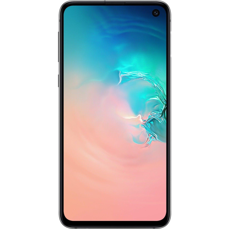 "Samsung Galaxy S10e SM-G970F 128 GB Smartphone - 14.7 cm (5.8"") Full HD Plus - 6 GB RAM - Android 9.0 Pie - 4G - Prism White"