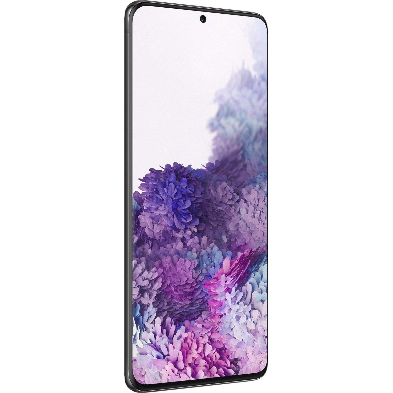 """Samsung Galaxy S20+ SM-G985F 128 GB Smartphone - 17 cm (6.7"""") Dynamic AMOLED QHD+ 3200 x 1440 - 8 GB RAM - Android 10 - 4G - Cosmic Black"""
