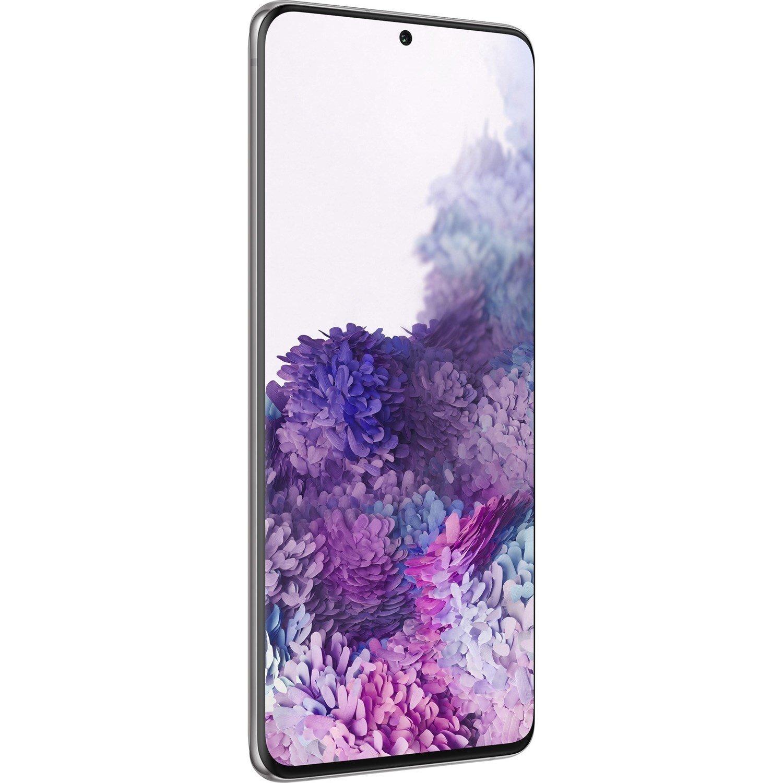 "Samsung Galaxy S20+ 5G SM-G986B 128 GB Smartphone - 17 cm (6.7"") Dynamic AMOLED QHD+ 3200 x 1440 - 12 GB RAM - Android 10 - 5G - Cosmic Gray"