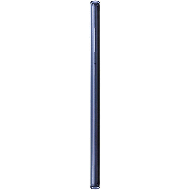 "Samsung Galaxy Note 9 SM-N960F 512 GB Smartphone - Ocean Blue - 16.3 cm (6.4"") Super AMOLED QHD+ Touchscreen - 8 GB RAM - 4G - Quad-core (4 Core) 2.70 GHz, Cortex A55 Quad-core (4 Core) 1.80 GHz - 12 Megapixel Rear/8 Megapixel Front - Android 8.1 Oreo - SIM-free"