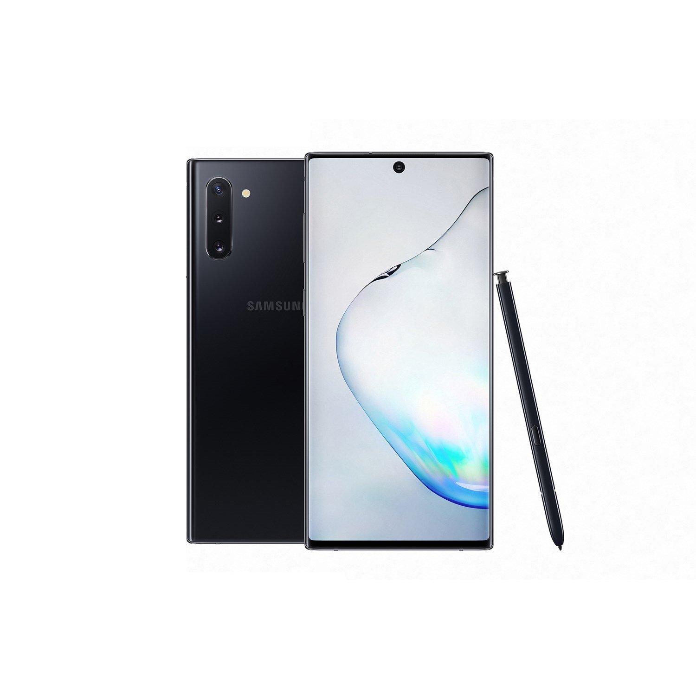 """Samsung Galaxy Note10 SM-N970F 256 GB Smartphone - 16 cm (6.3"""") Full HD Plus - 8 GB RAM - Android 9.0 Pie - 4G - Aura Black"""