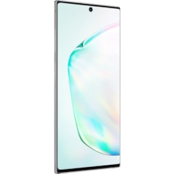 "Samsung Galaxy Note10+ SM-N975F/DS 256 GB Smartphone - 17.3 cm (6.8"") Dynamic AMOLED WQHD+ 3040 x 1440 - 12 GB RAM - Android 9.0 Pie - 4G - Aura Glow"