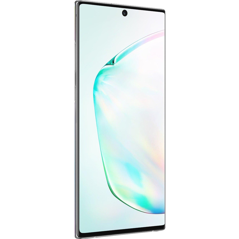 """Samsung Galaxy Note10+ SM-N975F/DS 256 GB Smartphone - 17.3 cm (6.8"""") WQHD+ - 12 GB RAM - Android 9.0 Pie - 4G - Aura Glow"""