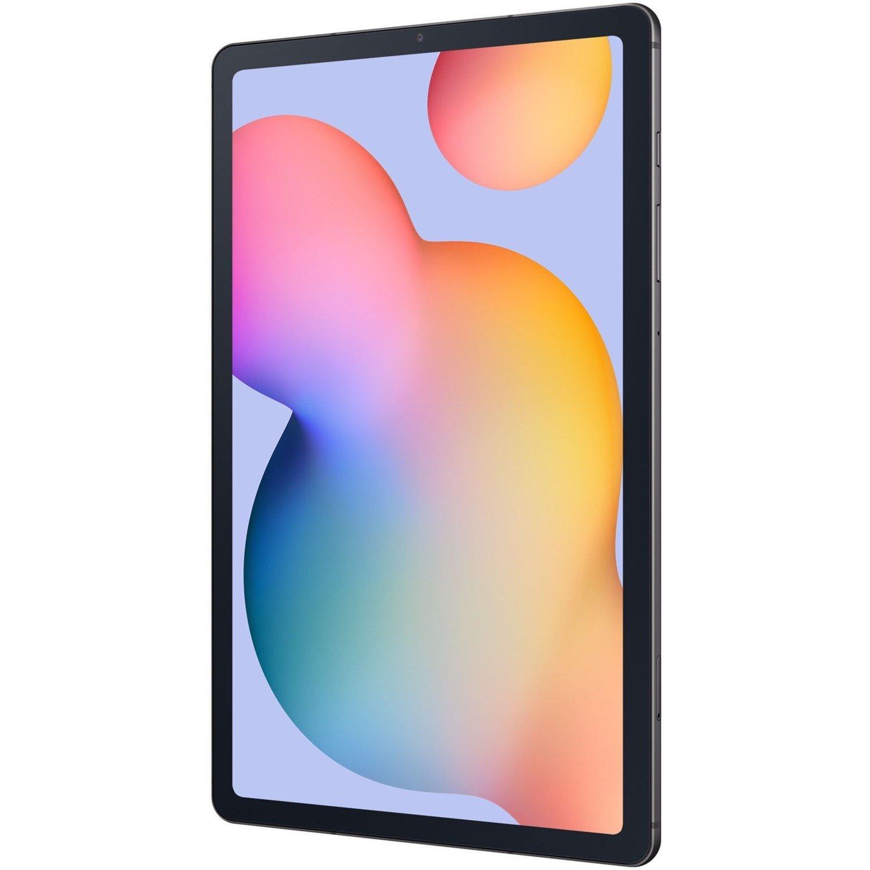 """Samsung Galaxy Tab S6 Lite SM-P615 Tablet - 26.4 cm (10.4"""") - 4 GB RAM - 64 GB Storage - Android 10 - 4G - Oxford Gray"""