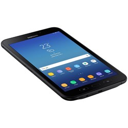 "Samsung Galaxy Tab Active2 SM-T395 Tablet - 20.3 cm (8"") - 3 GB RAM - 16 GB Storage - Android 7.1 Nougat - 4G - Black"