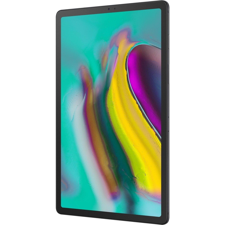 """Samsung Galaxy Tab S5e SM-T720 Tablet - 26.7 cm (10.5"""") - 4 GB RAM - 64 GB Storage - Android 9.0 Pie - Black"""