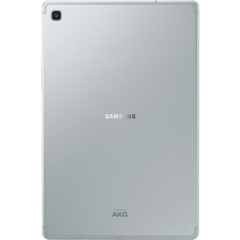"Samsung Galaxy Tab S5e SM-T720 Tablet - 26.7 cm (10.5"") - 4 GB RAM - 64 GB Storage - Android 9.0 Pie - Silver"